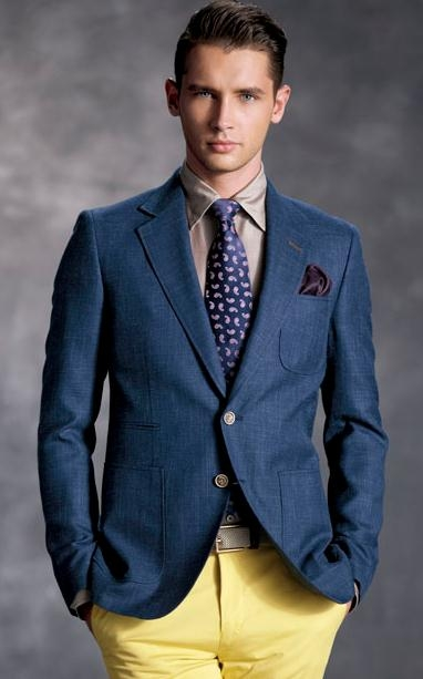 Himark Martin Tailors - Mens Custom Made Sports Jackets and