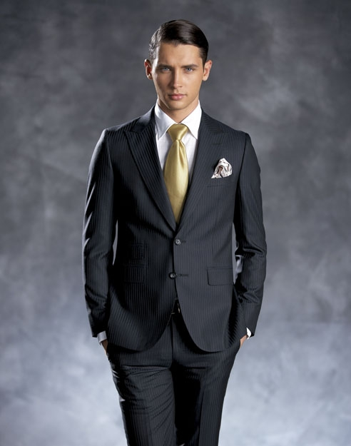 Custom Made Zegna Suit - Himark Martin Tailors.