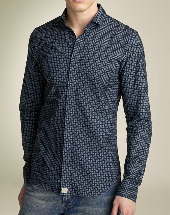 Himark Martin Tailors - Mens Custom Made Casual Shirt Styles